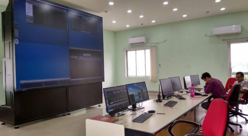 Master Control Centre 1