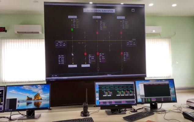 Master Control Centre 2