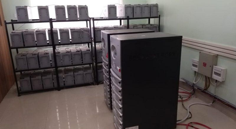 MCC Power Supply